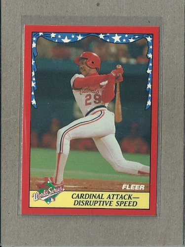 1988 Fleer Baseball World Series #6