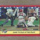 1988 Fleer Baseball World Series #11