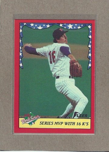 1988 Fleer Baseball World Series #12