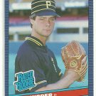 1986 Donruss Baseball Bob Kipper RC Pirates #44