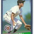 1986 Donruss Baseball Chris Pittaro Tigers #150
