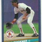 1986 Donruss Baseball Bill Buckner Red Sox #151