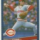 1986 Donruss Baseball Jay Tibbs Reds #262