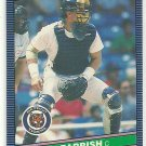 1986 Donruss Baseball Lance Parrish Tigers #334