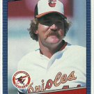 1986 Donruss Baseball Don Aase Orioles #392