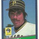 1986 Donruss Baseball Bob Walk Pirates #430