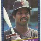 1986 Donruss Baseball Jerry Royster Padres #446
