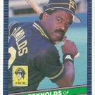 1986 Donruss Baseball R.J. Reynolds Pirates #552