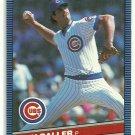 1986 Donruss Baseball Jay Baller Cubs #613