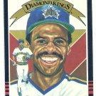 1985 Donruss Baseball Diamond King Alvin Davis #18