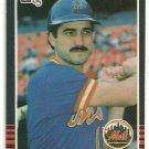 1985 Donruss Baseball Keith Hernandez Mets #68