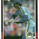 1985 Donruss Baseball Jack Perconte Mariners #74