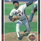 1985 Donruss Baseball Jesse Orosco Mets #75