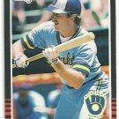 1985 Donruss Baseball Jim Gantner Brewers #229