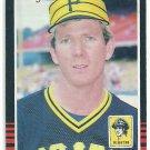 1985 Donruss Baseball John Tudor Pirates #235