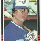1985 Donruss Baseball Dave Collins Blue Jays #241