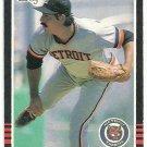 1985 Donruss Baseball Juan Berenguer Tigers #272