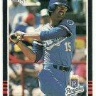 1985 Donruss Baseball Pat Sheridan Royals #339