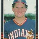 1985 Donruss Baseball Jerry Willard Indians #346