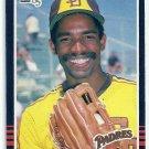 1985 Donruss Baseball Luis DeLeon Padres #406
