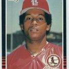 1985 Donruss Baseball Joaquin Andujar Cardinals #449
