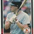 1985 Donruss Baseball Rich Gedman Red Sox #457