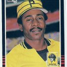 1985 Donruss Baseball Lee Lacy Pirates #508