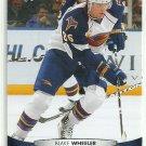 2011 Upper Deck Hockey Blake Wheeler Jets #5