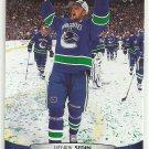 2011 Upper Deck Hockey Henrik Sedin Canucks #13