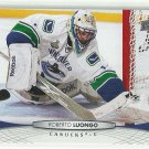 2011 Upper Deck Hockey Roberto Luongo Canucks #15