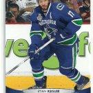 2011 Upper Deck Hockey Ryan Kesler Canucks #16