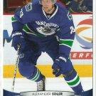 2011 Upper Deck Hockey Alexander Edler Canucks #17