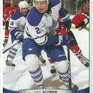 2011 Upper Deck Hockey Luke Schenn Maple Leafs #25