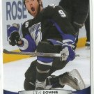 2011 Upper Deck Hockey Steve Downie Lightning #31