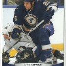 2011 Upper Deck Hockey Chris Stewart Blues #36