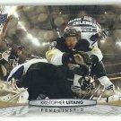 2011 Upper Deck Hockey Kristopher Letang Penguins #48
