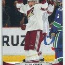 2011 Upper Deck Hockey Radim Vrbata Coyotes #58