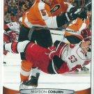 2011 Upper Deck Hockey Braydon Coburn Flyers #64