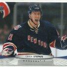 2011 Upper Deck Hockey Derek Stepan Rangers #75