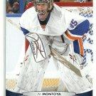 2011 Upper Deck Hockey Al Montoya Islanders #86