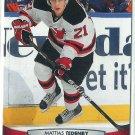 2011 Upper Deck Hockey Mattias Tedenby Devils #90