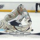2011 Upper Deck Hockey Pekka Rinne Predators #96