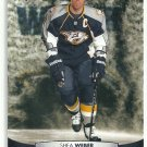 2011 Upper Deck Hockey Shea Weber Predators #97