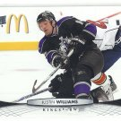2011 Upper Deck Hockey Justin Williams Kings #117