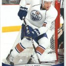 2011 Upper Deck Hockey Taylor Hall Oilers #126