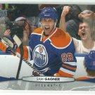 2011 Upper Deck Hockey Sam Gagner Oilers #128