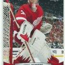2011 Upper Deck Hockey Jimmy Howard Red Wings #135