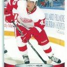 2011 Upper Deck Hockey Darren Helm Red Wings #139