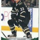 2011 Upper Deck Hockey Alex Goligoski Stars #142