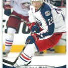 2011 Upper Deck Hockey Kristian Huselius Blue Jackets #147